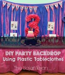 party backdrops diy party backdrop make it in minutes the bajan texan
