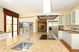 white granite countertops that look like marble for contemporary