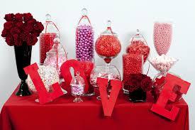 Candy Buffet Wedding Ideas by Valentine U0027s Day Candy Buffet U2014 Candy Buffets U2014 Wedding Candy