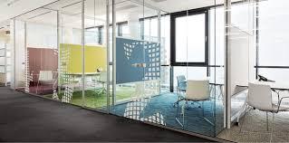 separation bureau amovible cloison amovible vitrée rg mobilier de bureau bene