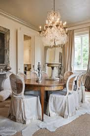 Dining Room Slipcovers Living Room Shabby Chic Living Room With Wicker Table Also White