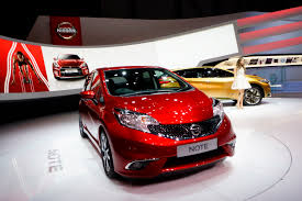 nissan note 2013 nissan note geneva 2013 hd pictures automobilesreview