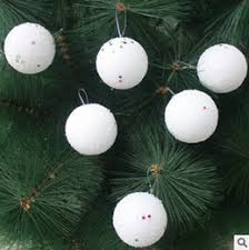 snowball ornaments snowball tree ornaments for sale
