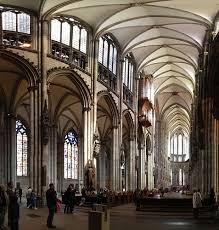 Cologne Cathedral Interior Image Gallery Of Cologne Cathedral Interior