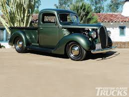 Vintage Ford Pickup Truck - 1939 ford pickup rod network