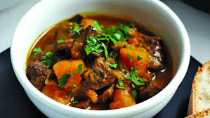 jamie olivers beef stew with butternut squash and sunchokes a beef