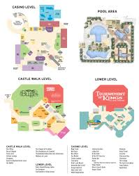 Hotels In Las Vegas Map by Excalibur Casino Property Map U0026 Floor Plans Las Vegas