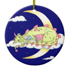 sleeping ornaments keepsake ornaments zazzle