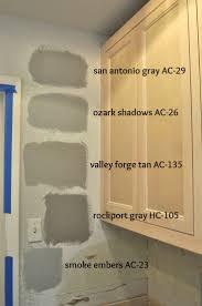 benjamin moore nimbus gray benjamin moore coventry gray cabinets