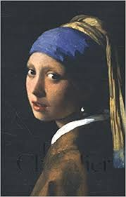 girl with the pearl earring painting girl with a pearl earring co uk tracy chevalier