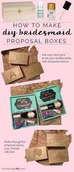 gifts to ask bridesmaids to be in wedding he popped the question bridesmaid ring pop idea free