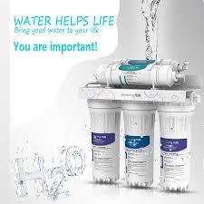Kitchen Water Filter Under Sink - 0 00001mm under sink home water purifier kitchen water filter