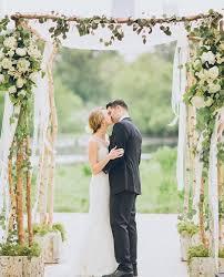 wedding arches chicago best 25 birch chuppah ideas on botanical wedding