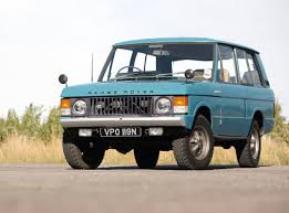 land rover 1970 range rovers how to spend it