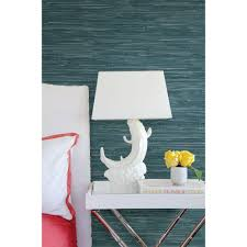 faux grasscloth wallpaper home decor kenneth james manos teal grasscloth wallpaper 2622 54752 the