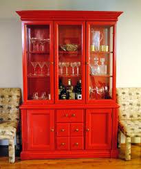 turning closet into bar furniture china closet china cabinets and hutches buffet and