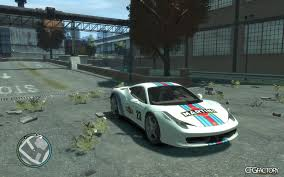 martini racing ferrari martini paintjob for ferrari 458 italia v3 0 download cfgfactory