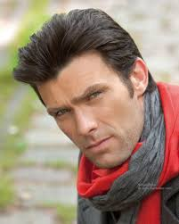 short haircuts for men in their 50s men s haircuts with sideburns volume and spirit of the 50s and 80s