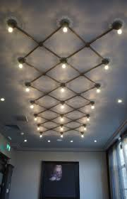 Brass Ceiling Light Fittings by Best 25 Industrial Ceiling Lights Ideas On Pinterest Interior