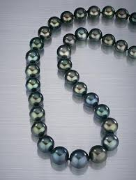 colored pearls necklace images Pearl quality factors jpg