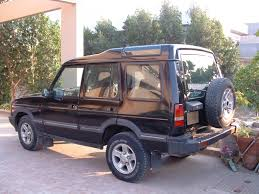 land rover pakistan 1996 land rover discovery information and photos zombiedrive