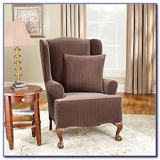 Wing Chair Cover Wing Chair Slipcover Ikea Chairs Home Decorating Ideas Vgwejvgzvm