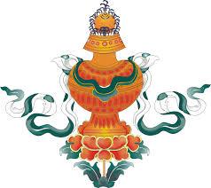 Buddhist Treasure Vase Eight Auspicious Symbols Rigpa Wiki