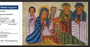 patrick comerford an ethiopian icon on a magazine u0027s christmas