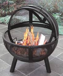 Landman Firepit Landmann Of Steel Wood Burning Pit Reviews Wayfair