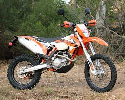motocross bikes road legal 2016 ktm 500exc dirt bike test