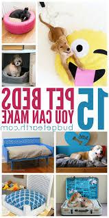 diy shabby chic pet bed haus renovierung mit modernem innenarchitektur kleines diy