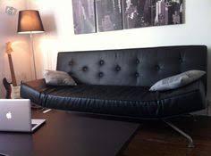 canap lit bo concept de sede ds 76 element bank zwart leer vintage furniture