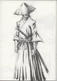 samurai in mark stoddard u0027s sketches comic art gallery room