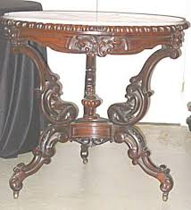 victorian marble top end table table rococo rosewood marble top меблі pinterest victorian