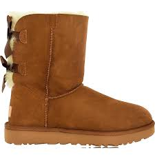s ugg ankle boots ugg s bailey bow ii ankle high suede boot ebay