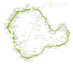 Map Of Maldives Huvadhu Atoll Wikiwand
