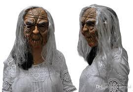 Grandma Halloween Costume 369m Grandma Grandpa Witch Lover Halloween Costume Dance Mask