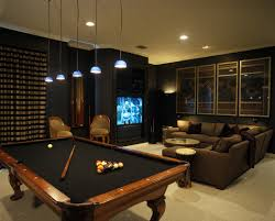 creative game room home design ideas modern and game