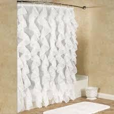 Sheer Ruffled Curtains Sheer Ruffled Curtains Designs With Ruffle Curtain Mellanie