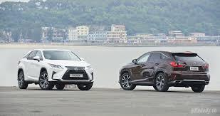 xe lexus nao dat nhat lexus rx thay đổi như thế nào qua 4 thế hệ