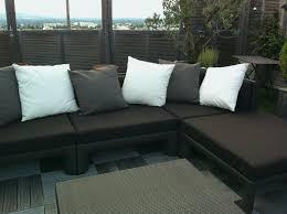 housse pour coussin de canapé housse protection salon jardin luxe housse pour coussin de canape