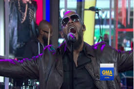 Backyard Song R Kelly Brings New Song U0027backyard Party U0027 To U0027good Morning
