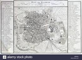 Madrid Spain Map Cartography City Maps Spain Madrid Geographical Institute