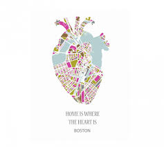Paradise Massachusetts Map by 10 Pretty Maps Of Boston And Massachusetts Home Is Where The