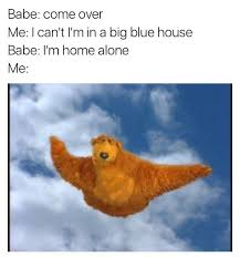 Bear Memes - bear in the big blue house know your meme