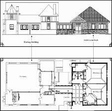 house with floor plans and elevations house plans with elevations and floor unusual design 14