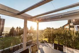 balkon wetterschutz wintergarten wetterschutz auf balkon fenster schmidinger
