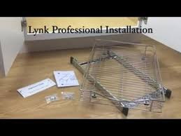 lynk chrome pull out cabinet drawers lynk roll out cabinet organizer pull out drawer under cabinet