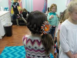 a salon just for kids