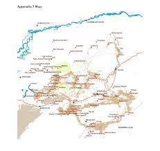 Map Of Mali Mali Elephant Project Icfc